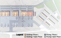 Site Plan Depicting Airport Expansion (JPG)