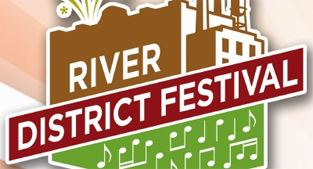 River District Festival logo