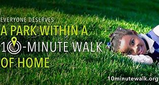 Ten minute walk poster