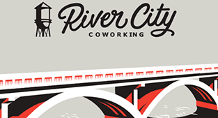 River City Coworking logo