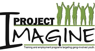 Project Imagine logo - color