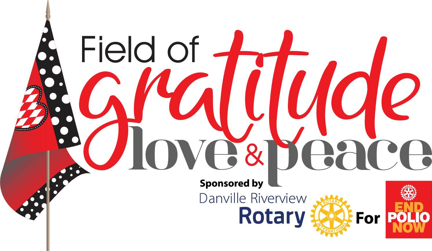 Riverview Rotary Field of Gratitide logo