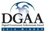 Digital Government Achievement Award: 2010 Winner