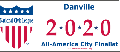 2020 All America City Finalist logo