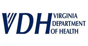 Logo for the Virginia Department of Health