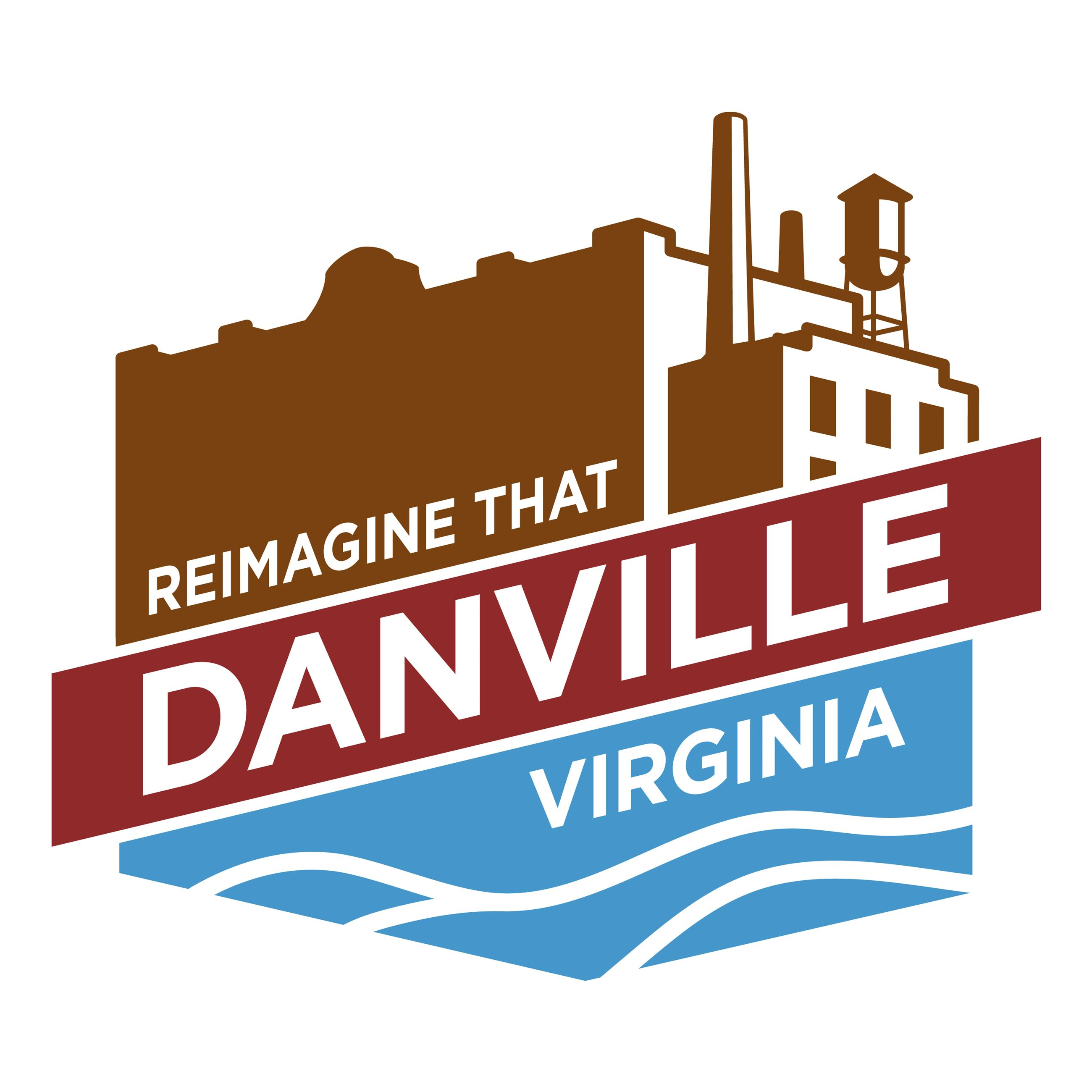 Logo for the City of Danville