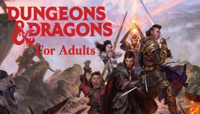 5-27, DnD Adults