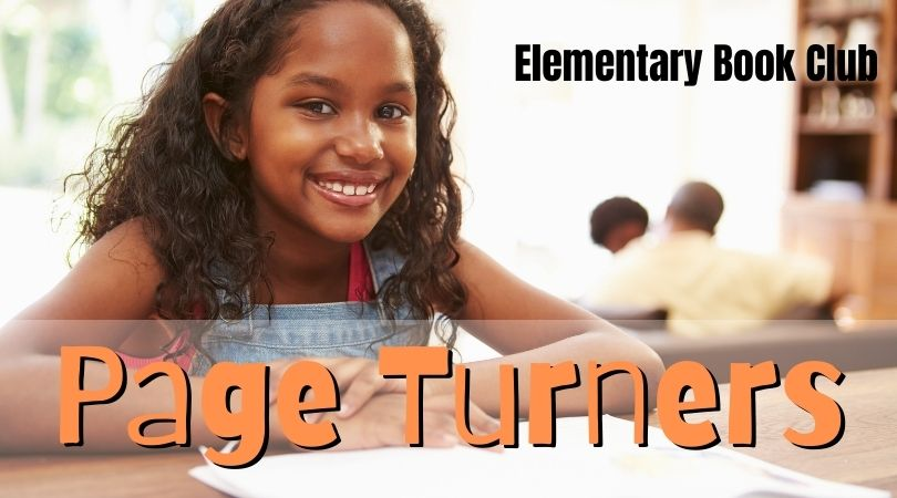 6-23, Page Turners Elementary Book Club